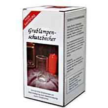 Grablampenschutzbecher von Weber Grabmale