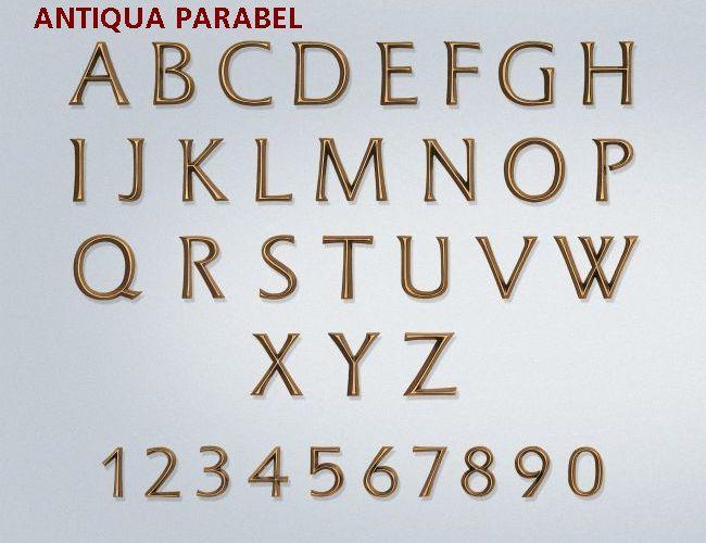 Antiqua Parabel